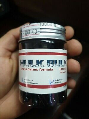 QRP Nutrition HULK BULK - 3 Months Supply