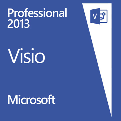Microsoft Visio 2013 Professional. 32/64 bit. Product Key / Code + Download LINK