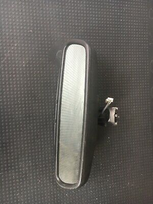 FORD GALAXY MK3 Interior Rear View Mirror 2008
