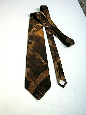 Valentino Nuova New  Made In Italy 100% Seta Silk Originale