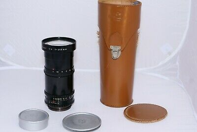 Zeiss-Opton Sonnar-F 250mm f4 telelphoto lens for Hasselblad 1000F or 1600F.