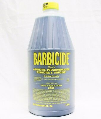 King Research Barbicide Fongicide Germicide Désinfectant 1893ml/1.89L