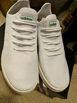 Men's Adidas golf shoes Size 9 White and green boost nmd light
