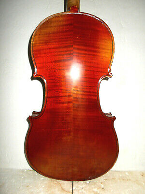 "Vintage Antique Old French JTL ""Vuillaume a Paris ""  Full Size Violin - NR"