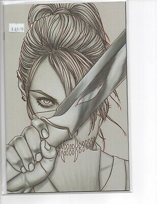 Something Is Killing The Children 1 Nycc Retailer Exclusive Frison Variant Nm