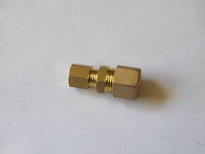 10 x 8 straight reducer Gas compression fittings.