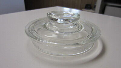 Vintage Pyrex Flameware Glass Coffee Percolator Replacement Lid 6 Cup 7756