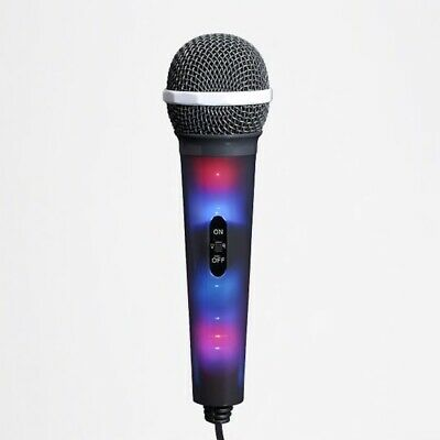 Light Up LED Microphone