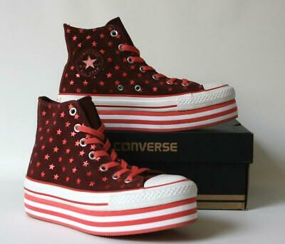New Converse CT All Star EVA Platform Hi Womens Girls Shoes UK 3 to 5  sneakers