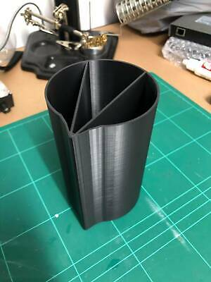 3 Section Acrylic Pouring Cup