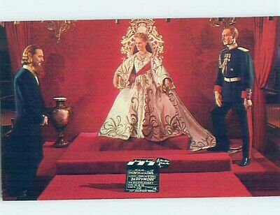 Pre-1980 BARRYMORE FAMILY AT MOVIE LAND WAX MUSEUM Los Angeles CA d9285