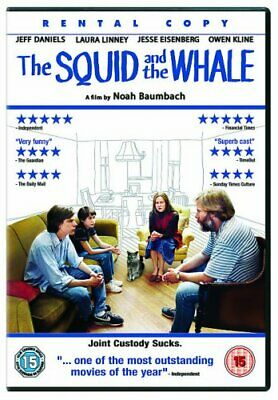 The Squid And The Whale [DVD] - DVD  SQVG The Cheap Fast Free Post