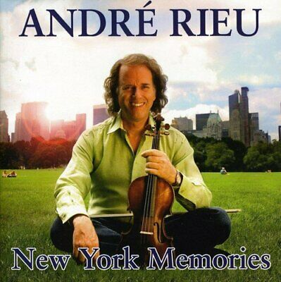 Andre Rieu - New York Memories +2 - Andre Rieu CD RGVG The Cheap Fast Free Post