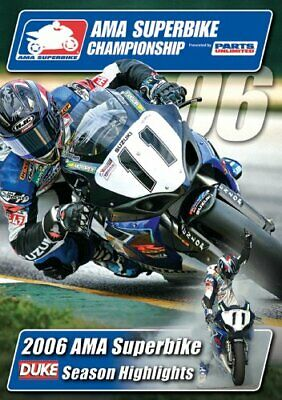 AMA Superbike Championship 2006 [DVD] - DVD  RGVG The Cheap Fast Free Post