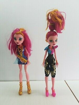 Gigi Giant monster high doll 13 wishes sultan sting freaky field trip you choos