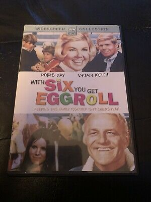 With Six You Get Eggroll (DVD, 2005, Widescreen Collection) Rare. VG Cond. L@@k