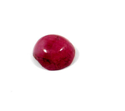 3 Cts. 100% Natural Ring Size Ruby Loose Cabochon Gemstone RRM19108