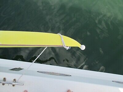 Rowing Scull (Complete) w. Blades - Repair / 'Restoration'  Required