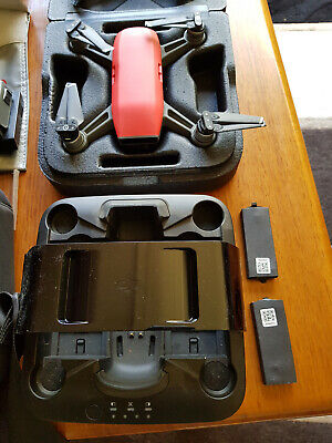 DJI Spark Combo kit with extras incl portable power pack hardly used