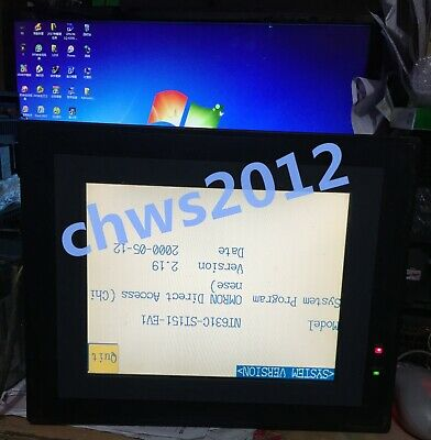 1 PCS Omron touch screen NT631C-ST151B-EV2S in good condition