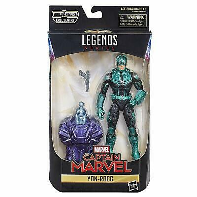 Hasbro Marvel Legends Series 6-inch Captain Marvel - Yon-Rogg