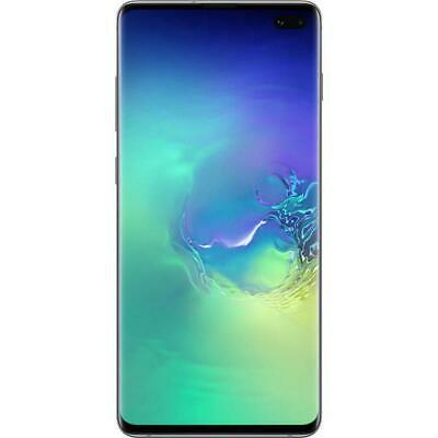 "Samsung Galaxy S10+ Plus (4G/LTE, 6.4"", 128GB/8GB, Opt) - Prism Green - [Au Stoc"