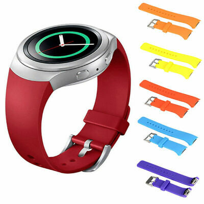 1 PC Watch Band Replacement Silicone Strap for Samsung Galaxy Gear S2 R720 HOT