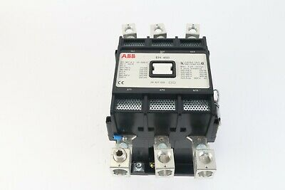 ABB EH 450 Contactor 550 AMPS 3 Pole