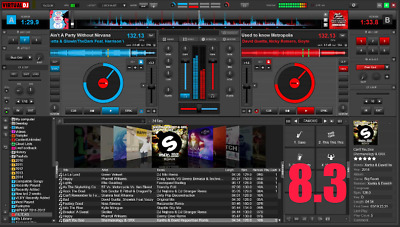 Virtual DJ Pro Infinity 8.3🎵 fast delivery✅for Windows✅Lifetime License