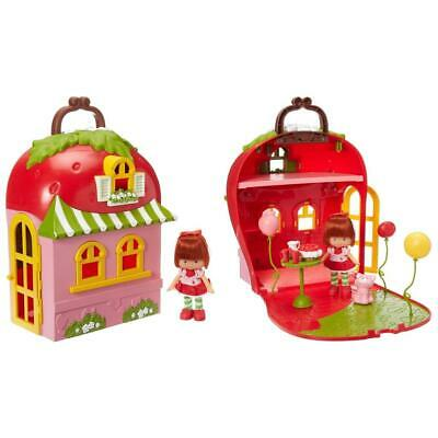 Strawberry Shortcake Berry Happy Home - Scented Doll Vintage Classics Collection