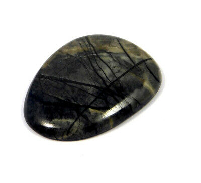 58 Cts. 100% Natural Picasso Jasper Loose Cabochon Gemstone UNG20759
