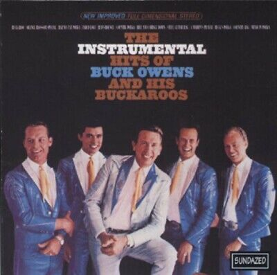 Buck Owens and His Buckaroos - The Instrumental Hits CD NEW