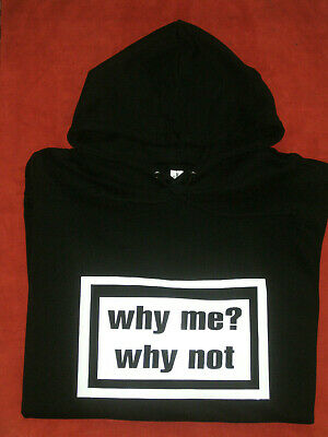 Liam Gallagher Hoodie Why me Why not Album City Oasis Manchester t shirt Tour