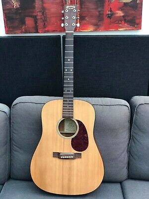 Martin DM Series Dreadnought Acoustic Guitar USA Made Right Handed RH Sounds Fab