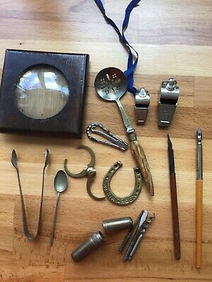 Job Lot Mixed Vintage Collectables