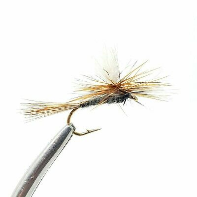 6 Fly #20,#18 or #16 Rojo Midge Nymph FREE shipping on All Additional Items!