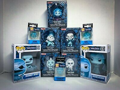 Funko Pop! Haunted Mansion Pops & Pocket Pops Variety Limited Exclusive Release