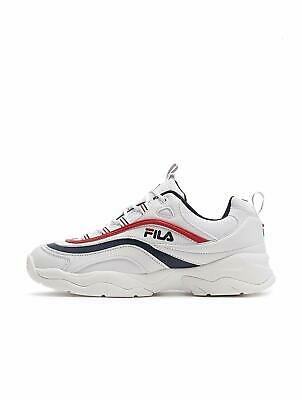 FILA RAY LOW WMN SNEAKERS BIANCO 1010562.1FG