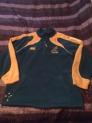 wallabies jacket