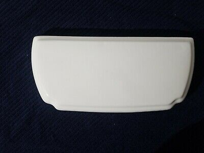 American Standard 735036 White Antiquity 4094 Toilet Tank Lid,FLAWLESS rare
