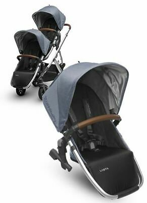 UPPAbaby VISTA Rumble Seat  Blue Marl (Henry)