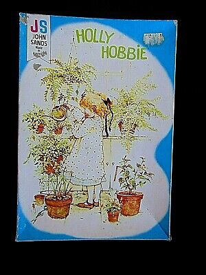 Vintage 1977 Unopened Holly Hobbie Jigsaw Puzzle