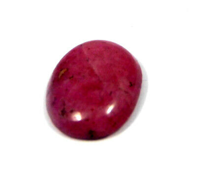 6 Cts. 100% Natural Ring Size Ruby Loose Cabochon Gemstone RRM19030