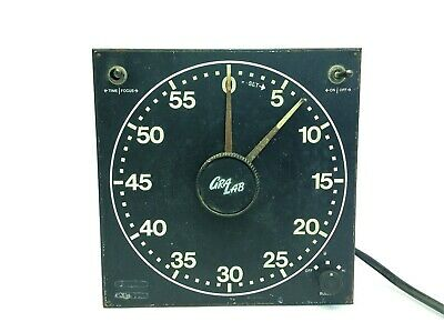 Gra Lab Darkroom Timer model 300 Dimco Gray Co Enlarger timer Photography Parts