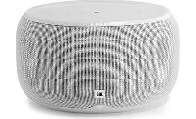 NEW JBL Link 300 Google Home Voice Activated Smart Wireless Speaker - White