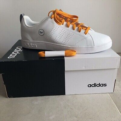 LUFTHANSA ADIDAS SNEAKER limited Edition Gr. 45 13, UK 10 1
