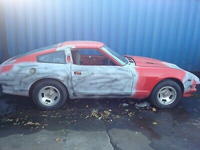 Datsun Coupe Unfinished project