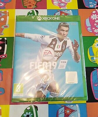 Fifa 19, standard edition, Xbox one game, new still in packaging