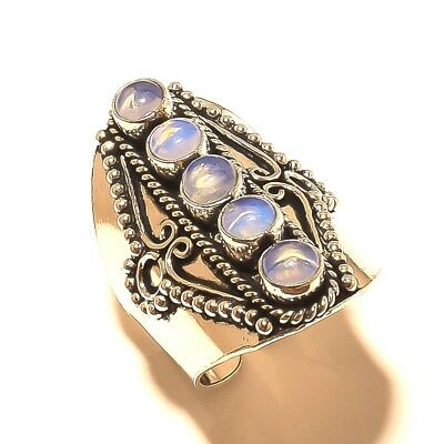 Silver Plated Free Shipping Ring Fire Opal Jewelry