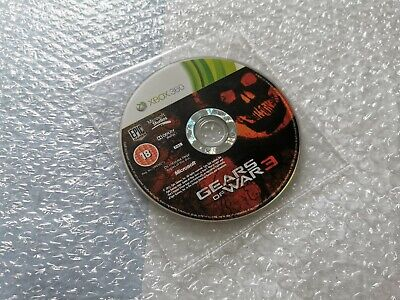 Gears of War 3 (Xbox 360) *Disc Only*